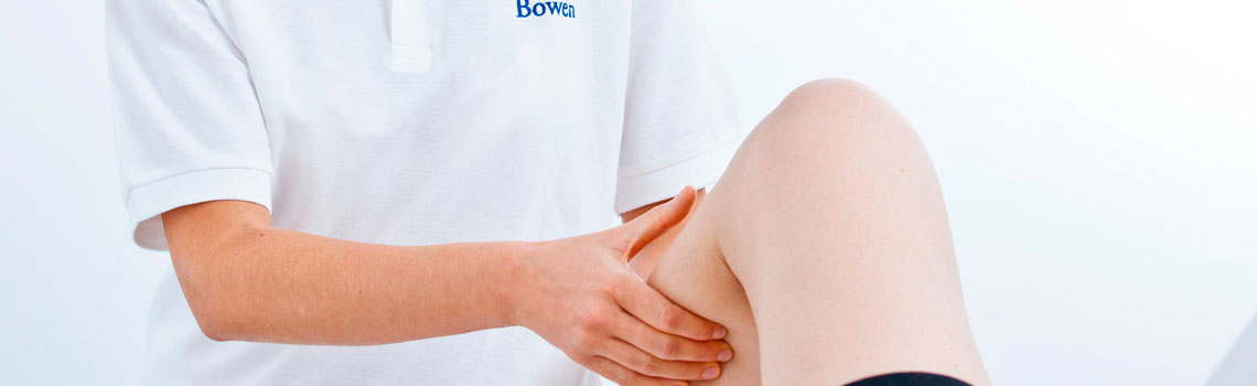 Bowen Technique used for knee pain